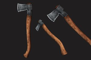 Finnish Splitting Axe