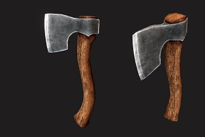 Butcher Axe