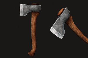 Baltic Carpenter Axe