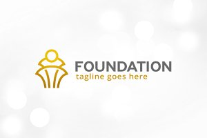 Foundation Logo Template