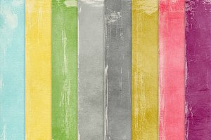 Color Crush 10 {shabby solids}