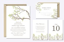Blissful Branches Wedding Suite