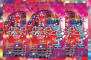 Mind in Trance Flyer