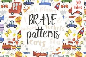 Brave patterns