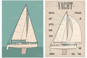 Name type sail yacht
