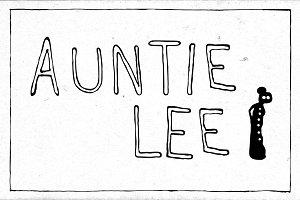 Auntie Lee - outline