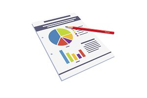 Statistical data paper