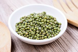 Beans background