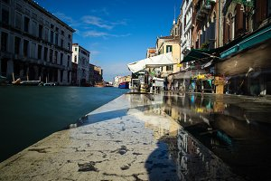 Venice Moving and Flooding 2