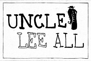 Uncle Lee - complete (3 fonts)