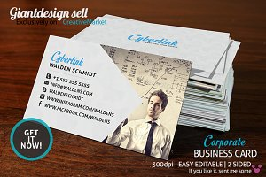 Corporate - Business card