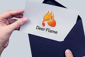 Deer Flame