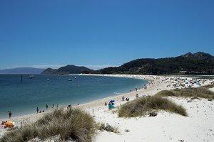 Cies islan Beach