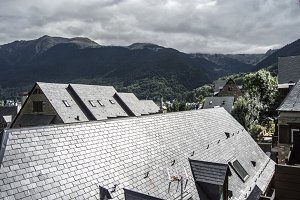 Vielha in the Pyrenees