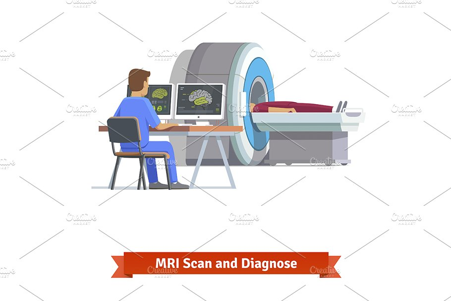 save  mri scan and diagnose