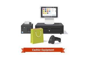 Cashier equipment