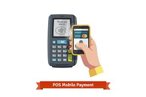 Mobile payment through POS