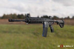 AAA FPS HK416D