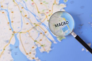 Consultation Macao in map