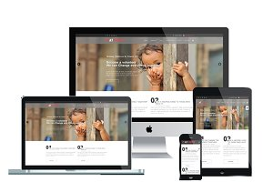 AT DORITY Onepage Joomla Template
