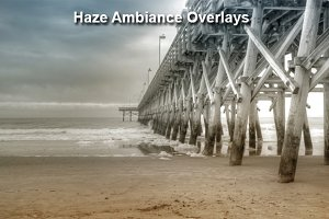 Haze Ambiance Overlays