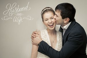 Elegant Wedding Overlays