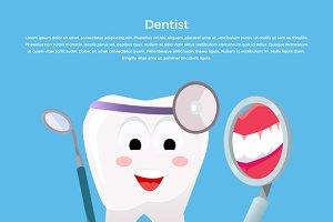 Dentistry Banner Poster