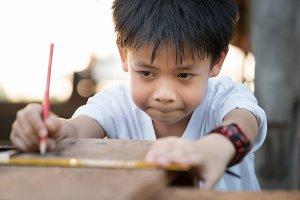 little boy engineering