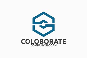 Coloborate Logo