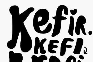 Kefir packing