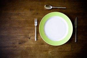 start eating