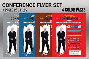 Conference Flyer Template v2
