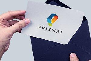 Prizma P Logo