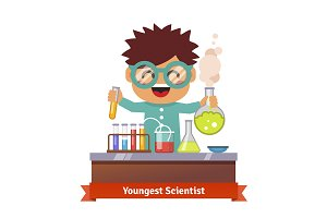 Youngest scientist