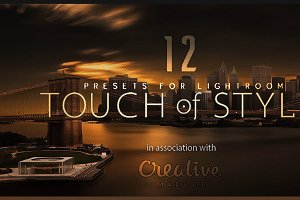 12. Touch of Stlye Lightroom Presets