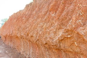 Lateritic soil
