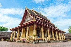 Wat Si Saket, Vientiane, Laos