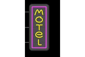 Motel Sign Neon