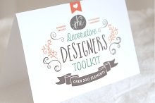 The Decorative Designers Toolkit
