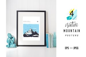 Mountain Posters