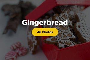 GINGERBREAD - 61 Premium Photos