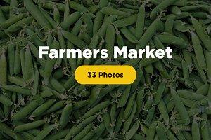 FARMERS MARKET - 33 Premium Photos