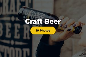 CRAFT BEER - 19 Premium Photos