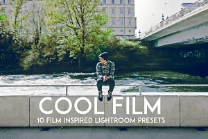 Cool Film Lightroom Preset Pack