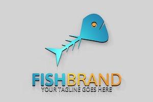 Fish Brand Logo