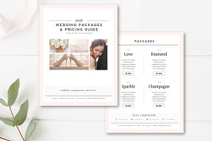 Wedding Photography Price List