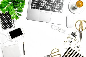 Creative working desk