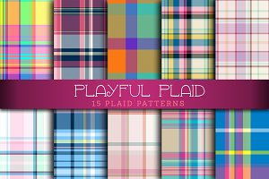 Playful Plaid