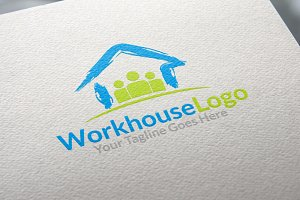 Workhouse | Logo Template