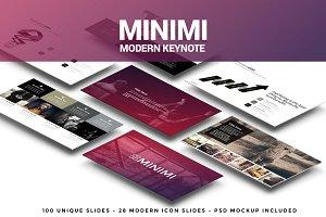 Minimi Keynote